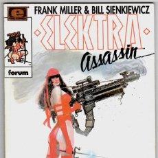 Cómics: ELEKTRA ASSASSIN 1 FRANK MILLER Y BILL SIENKIEWICZ - FORUM -. Lote 197397766