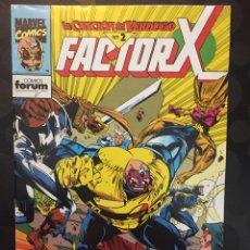Comics : FACTOR X VOL.1 N.68 LA CANCIÓN DEL VERDUGO PARTE II . ( 1988/1995 ).. Lote 197439903
