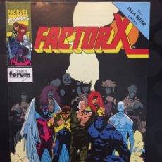 Comics : FACTOR X VOL.1 N.55 SAGA ISLA MUIR EPÍLOGO : DÍA DE DECISIONES . ( 1988/1995 ).. Lote 197441353