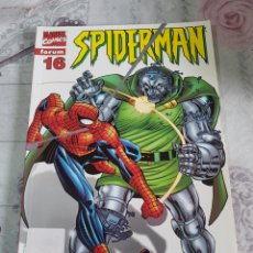 Cómics: CÓMIC SPIDERMAN N°16 FORUM. Lote 197450210