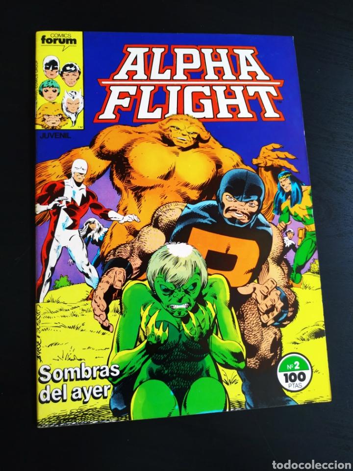 DE KIOSCO ALPHA FLIGHT 2 FORUM (Tebeos y Comics - Forum - Alpha Flight)