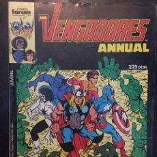 Fumetti: LOS VENGADORES VOL.1 ESPECIAL PRIMAVERA 1987 ANNUAL . ( 1986/1995 ).. Lote 197564613
