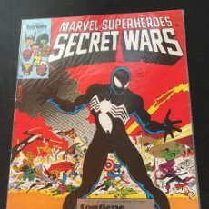 Fumetti: FORUM RETAPADO SECRET WARS DEL 6 AL 10 BUEN ESTADO. Lote 197634228