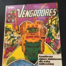 Fumetti: FORUM RETAPADO LOS VENGADORES DEL 46 AL 50 BUEN ESTADO. Lote 197634502