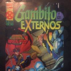 Cómics: GAMBITO Y LOS EXTERNOS N.4 LA ERA DE APOCALIPSIS . ( 1995/1996 ).. Lote 211572512