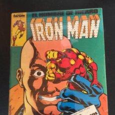 Fumetti: FORUM RETAPADO IRON MAN NUMEROS DEL 16 AL 20 BUEN ESTADO. Lote 197716005