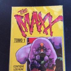 Cómics: FORUM RETAPADO THE MAXI NUMEROS DE 1 AL 21 SON 4 TOMOS BUEN ESTADO. Lote 197725437