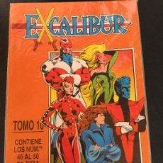 Comics : FORUM RETAPADO EXCALIBUR NUMEROS DEL 46 AL 50 BUEN ESTADO. Lote 197726791