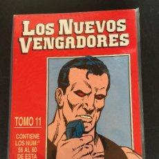 Comics: FORUM RETAPADO LOS NUEVOS VENGADORES NUMEROS DEL 56 AL 60 BUEN ESTADO. Lote 197729448