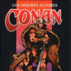 Comics : LOS MEJORES AUTORES DE CONAN ROY THOMAS, BUSCEMA. Lote 197767333