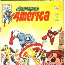 Cómics: CAPITÁN AMÉRICA . ES SIEMPRE EL MÁS OSCURO. Lote 197809828
