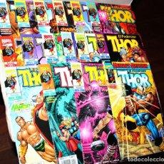 Cómics: THOR : VOL.3 (HEROES RETURN) : 38 EJEMPLARES + ESPECIAL (OFERTA LOTE). Lote 197831351