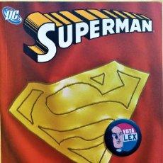 Cómics: SUPERMAN PRESIDENTE LUTHOR DE GREG RUCKA, MATTHEW CLARK, J.M. DEMATTEIS, MIKE S. MILLER.... Lote 197860416