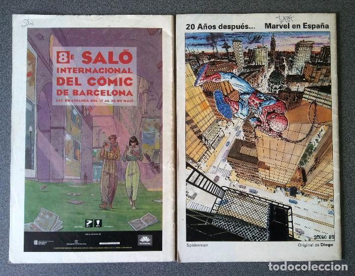 Cómics: Lote comics Los Nuevos Mutantes Inferno - Foto 2 - 197898518