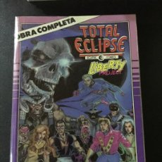 Fumetti: FORUM OBRA COMPLETA TOTAL ECLIPSE Y LIBERTY PROJECT BUEN ESTADO. Lote 197941733