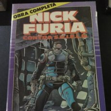 Cómics: FORUM OBRA COMPLETA NICK FURIA CONTRA S.H.I.E.L.D. BUEN ESTADO. Lote 197942166