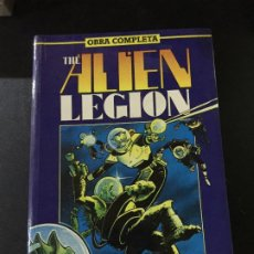 Cómics: FORUM OBRA COMPLETA THE ALIEN LEGION BUEN ESTADO. Lote 197942342