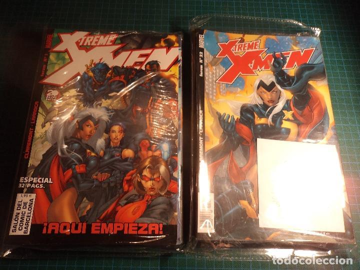 X-TREME X-MEN. COMPLETA 41 NUMEROS. FORUM (Tebeos y Comics - Forum - X-Men)