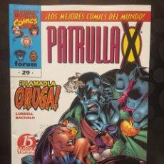 Fumetti: PATRULLA X VOL.2 N.29 APETITO DE DESTRUCCIÓN . ( 1996/2005 ).. Lote 198016802