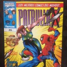 Fumetti: PATRULLA X VOL.2 N.26 MÉDULA ENLOQUECE . ( 1996/2005 ).. Lote 198017427