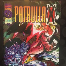 Comics : PATRULLA X VOL.2 N.10 EL HOMBRE DE HIELO VS LA REINA BLANCA . ( 1996/2005 ).. Lote 198025715