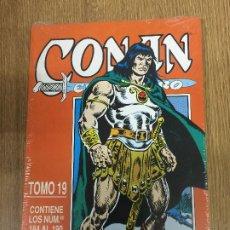 Comics : FORUM RETAPADO CONAN NUMEROS DEL 184 AL 190 BUEN ESTADO. Lote 198026286