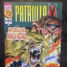 Comics : PATRULLA X VOL.2 N.5 NATURALEZAS MALVADAS . ( 1996/2005 ).. Lote 198026540
