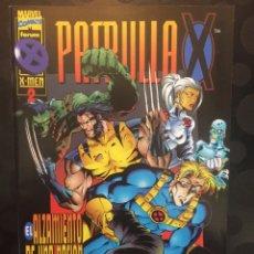 Comics : PATRULLA X VOL.2 N.2 EL ALZAMIENTO DE UNA NACIÓN . ( 1996/2005 ).. Lote 198027123