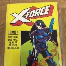 Fumetti: FORUM RETAPADOS X-FORCE NUMEROS DEL 19 AL 24 BUEN ESTADO. Lote 198030025