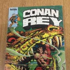 Fumetti: FORUM RETAPADOS CONAN REY NUMEROS 6 AL 10 NORMAL ESTADO. Lote 198041993