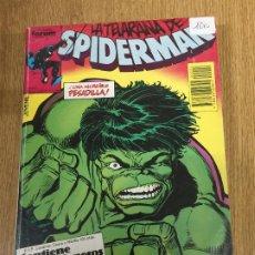 Comics : FORUM RETAPADOS SPIDERMAN NUMEROS 106 AL 110 BUEN ESTADO. Lote 198044131