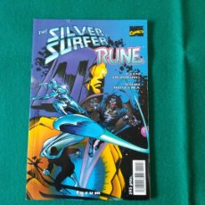 Cómics: SILVER SURFER RUNE - FORUM - DOBLE PORTADA. Lote 198045497