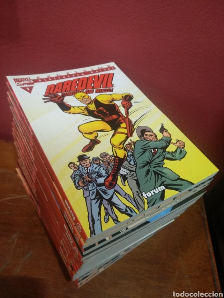 BIBLIOTECA MARVEL, DAREDEVIL CASI COMPLETA SOLO FALTAN 1 NÚMERO. EXCELSIOR FORUM (Tebeos y Comics - Forum - Daredevil)