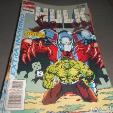 Cómics: HULK EXTRA DE INVIERNO. Lote 198101616