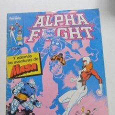 Fumetti: ALPHA FLIGHT Nº 31- FORUM MUCHOS MAS ALA VENTA, MIRA TUS FALTAS CX46. Lote 198127852