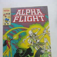 Fumetti: ALPHA FLIGHT Nº 34- FORUM MUCHOS MAS ALA VENTA, MIRA TUS FALTAS CX46. Lote 198127920