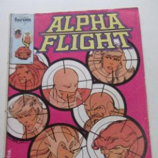 Fumetti: ALPHA FLIGHT Nº 8 FORUM MUCHOS MAS A LA VENTA, MIRA TUS FALTAS CX46. Lote 198129395