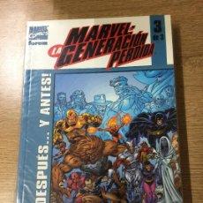 Fumetti: FORUM MARVEL LA GENERACION PERDIDA NUMERO 3 BUEN ESTADO. Lote 198129492