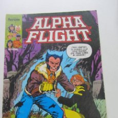 Fumetti: ALPHA FLIGHT Nº 10 FORUM MUCHOS MAS A LA VENTA, MIRA TUS FALTAS CX46. Lote 198129516