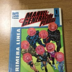 Fumetti: FORUM MARVEL LA GENERACION PERDIDA NUMERO 1 BUEN ESTADO. Lote 198129557