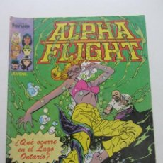 Fumetti: ALPHA FLIGHT Nº 11 FORUM MUCHOS MAS A LA VENTA, MIRA TUS FALTAS CX46. Lote 198129595