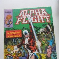 Fumetti: ALPHA FLIGHT Nº 13 FORUM MUCHOS MAS A LA VENTA, MIRA TUS FALTAS CX46. Lote 198129803