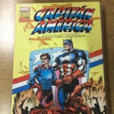 Cómics: MARVEL GOLD CAPITAN AMERICA NUMERO 2 BUEN ESTADO. Lote 198132098