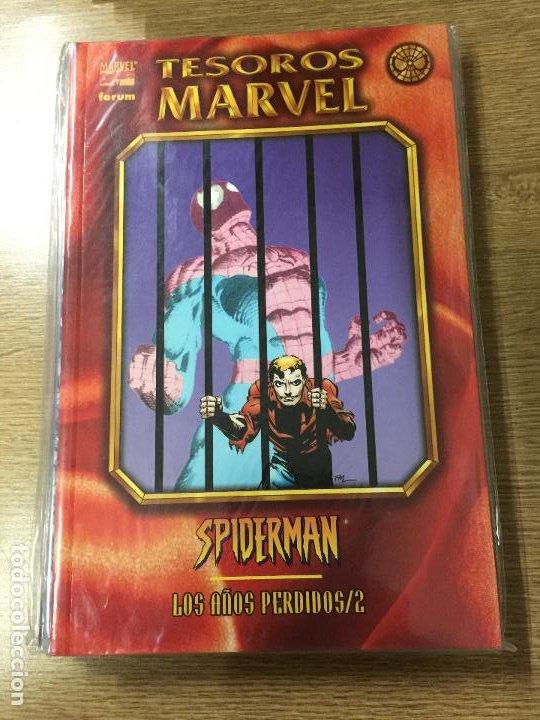 FORUM TESOROS MARVEL SPIDERMAN NUMERO 2 BUEN ESTADO (Tebeos y Comics - Forum - Spiderman)