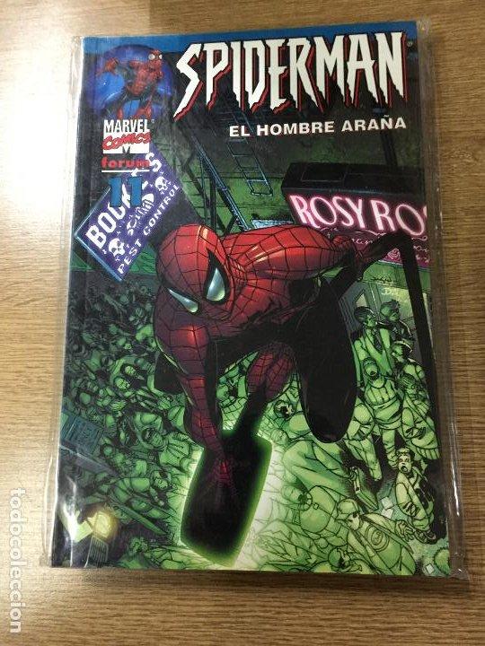FORUM SPIDERMAN NUMERO 11 BUEN ESTADO (Tebeos y Comics - Forum - Spiderman)