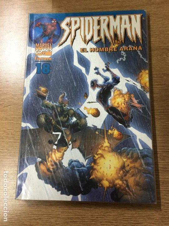 FORUM SPIDERMAN NUMERO 18 BUEN ESTADO (Tebeos y Comics - Forum - Spiderman)