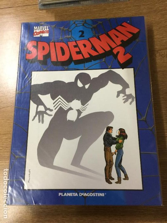 FORUM SPIDERMAN 2 NUMERO 2 BUEN ESTADO (Tebeos y Comics - Forum - Spiderman)