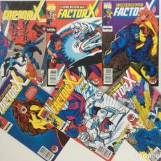 Cómics: FACTOR X 37, 39, 40, 41, 42 Y 43 DE LOUISE SIMONSON Y PAUL SMITH. FORUM.. Lote 198135905