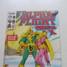 Fumetti: ALPHA FLIGHT Nº 24 FORUM MUCHOS MAS A LA VENTA, MIRA TUS FALTAS CX46. Lote 198149803