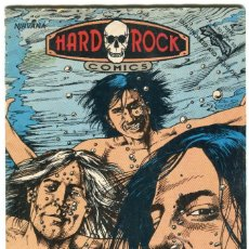 Cómics: NIRVANA HARD ROCK COMICS AÑO 1992 IDIOMA INGLES. Lote 198197511